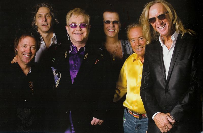 Elton John Tour