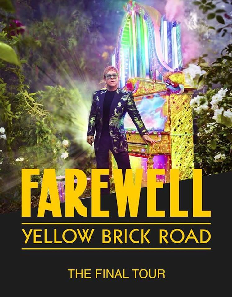 Elton John auf Tour