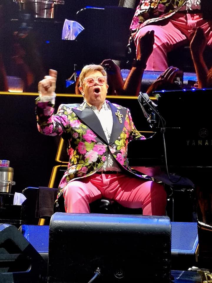 Elton John Hannover 2021